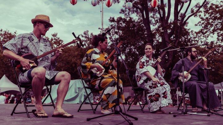 Azuma no michi - Matsuri Japon 2019 - Crédit photo : Ryan Rumpel Photography